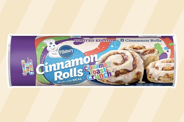 Pillsbury Cinnamon Toast Crunch Cinnamon Rolls 8 Count