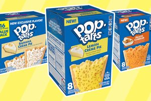 Kellogg's Is Making Pop-Tarts in Three Fruity New Flavors