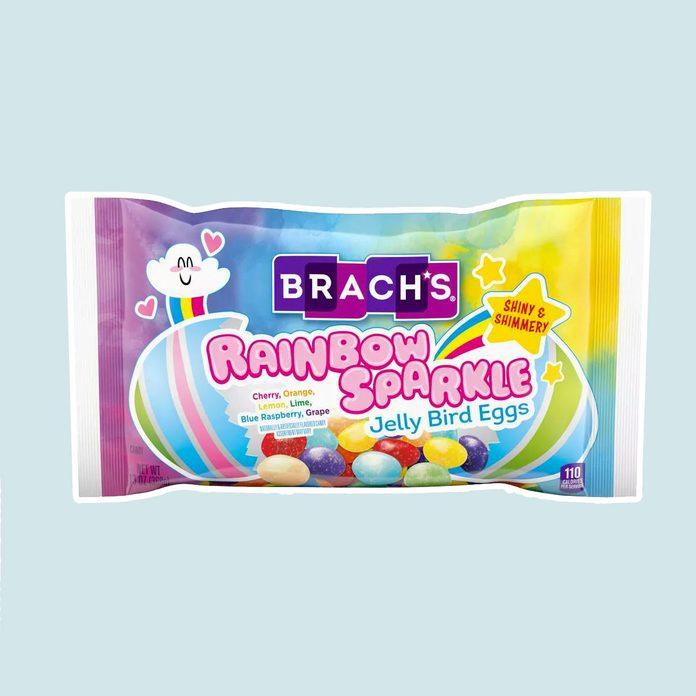 Rainbow Sparkle Jelly Bird Eggs best easter candy