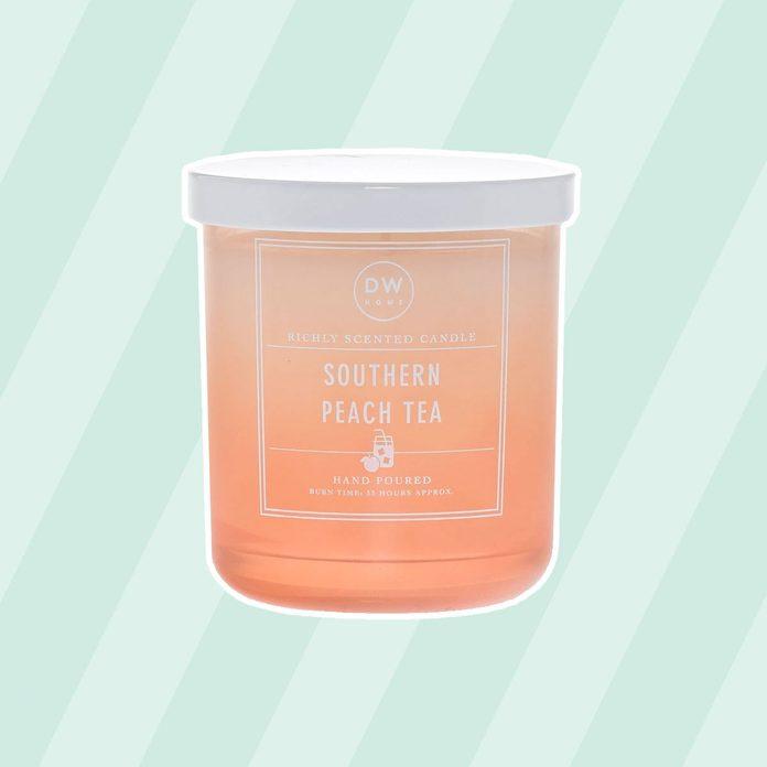 Southern Peach Tea Candle 1