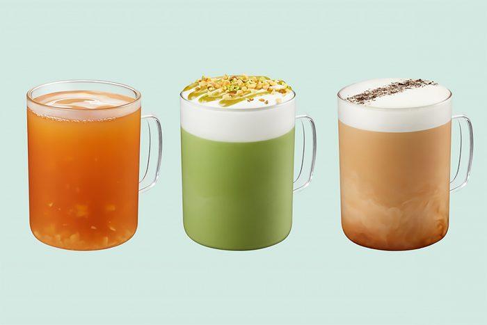 Starbucks China Beverages