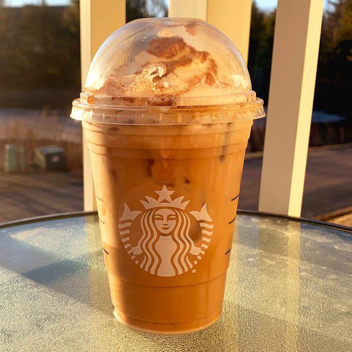 Starbucks Cinnamon Toast Crunch Drink from secret menu