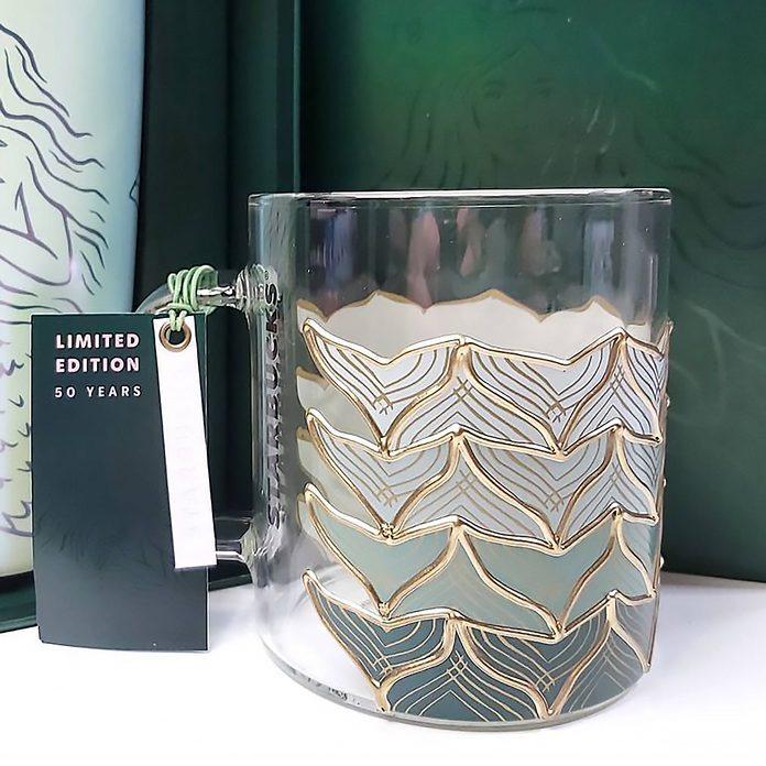 Starbucks Mermaid Tail Mug