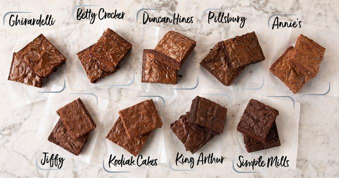 Test Kitchen Preferred the best brownies Tkp crop