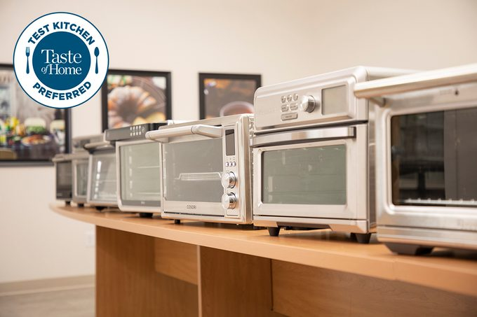 test kitchen preferred the best toaster oven TKP