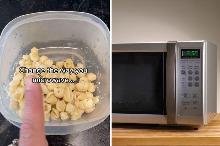 Microwave Tiktok Hack