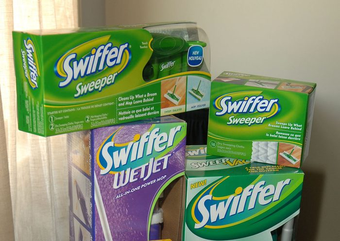 new swiffer brand products