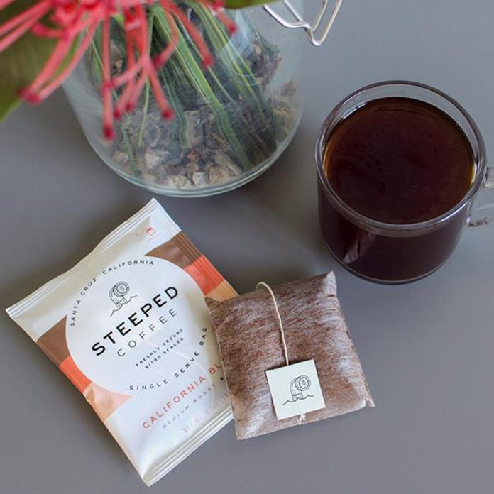 coffee subscription boxes Steeped Coffee Convenient