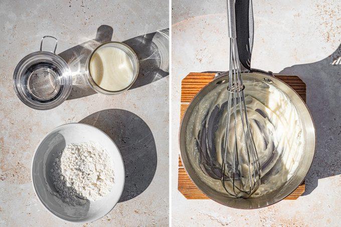 Tangzhong Japanese Milk Bread recipe