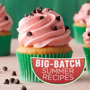 Watermelon Cupcakes Logo