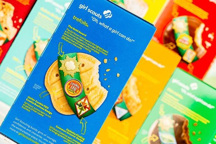 American Girl Scout Cookies