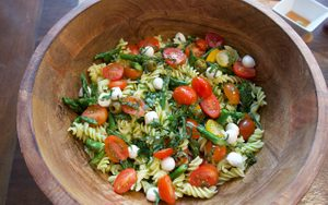 How to Make Gluten-Free Pasta Salad