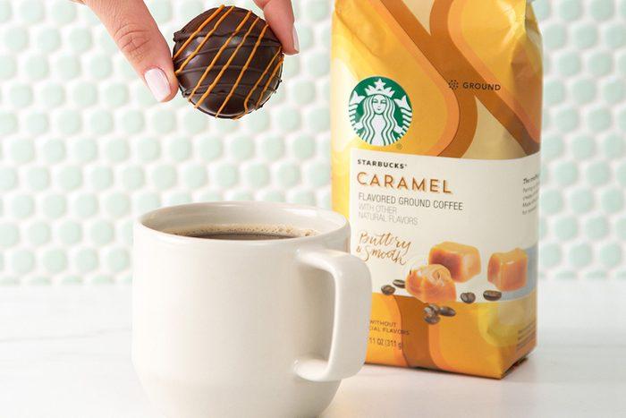 Starbucks Coffee Bombs