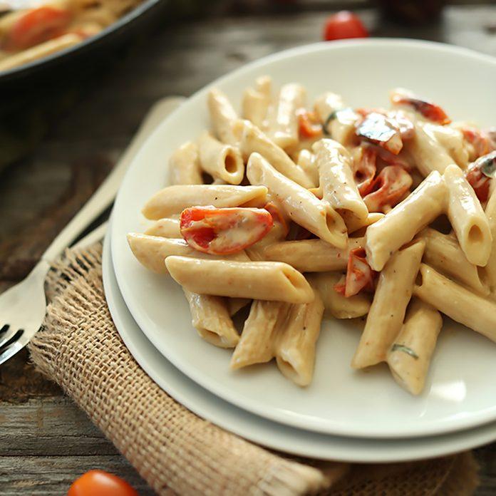 Vegan Garlic Pasta Sauce