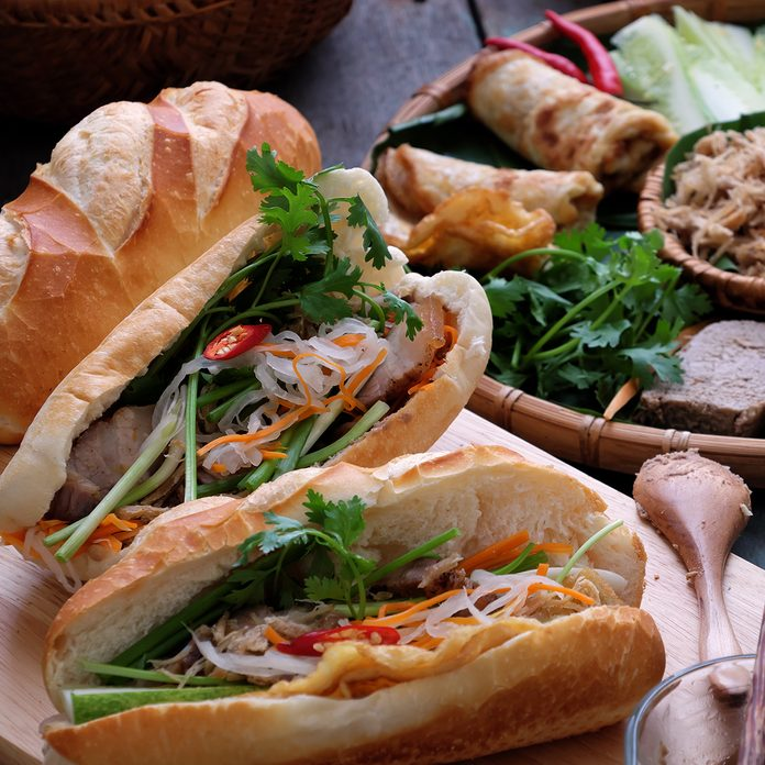 vietnamese recipes Vietnamese Food, Banh Mi Thit