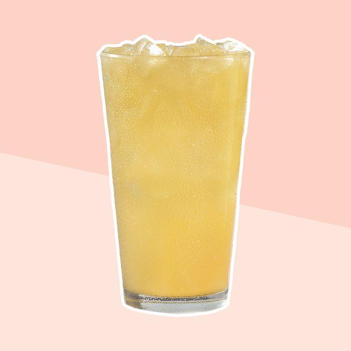 Wendys Pineapple Mango Lemonade