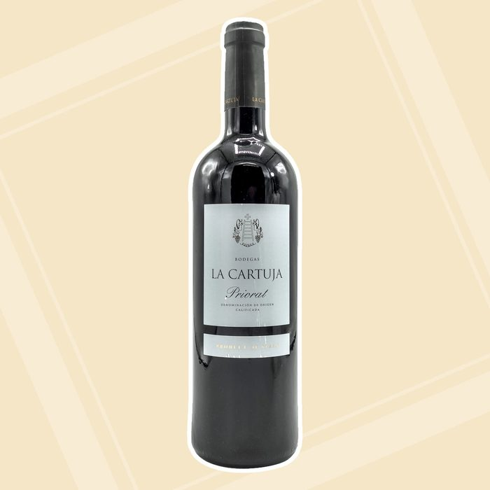 bridal shower wine 2017 La Cartuja Priorat 750ml