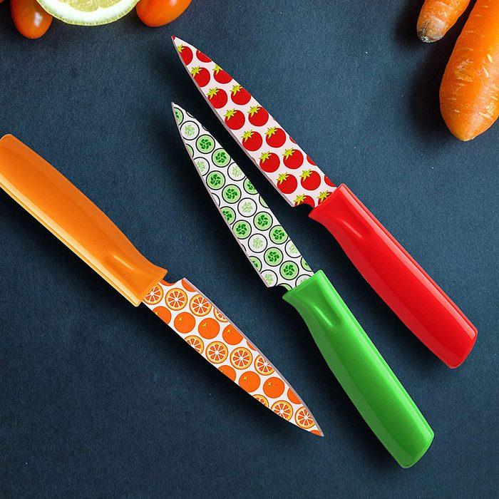 Amazon Paring Knife Set