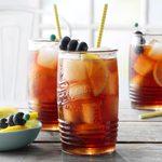 Blueberry Iced Tea