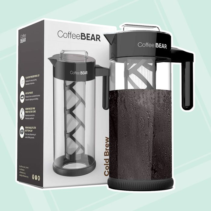 Coffee Bear high school graduation gifts