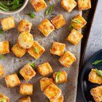 Crispy Baked Tofu