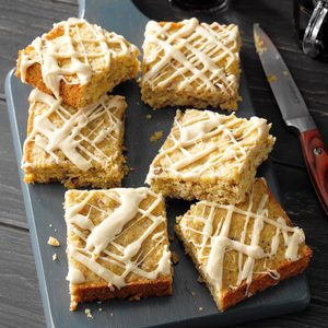 Maple and Bacon Bars