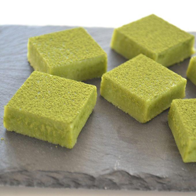 Matcha Nama Choco japanese desserts