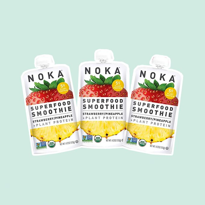 Noka Superfood Smoothie Pouches