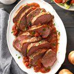 Slow-Cooker Beef Tenderloin
