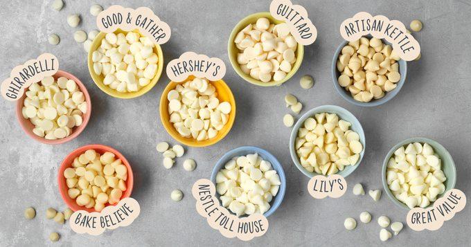 Tkp White Baking Chips crop