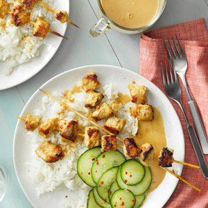 Thai Pork Satay