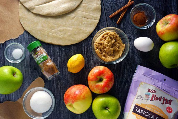 Apple Pie In A Bag Ingredients