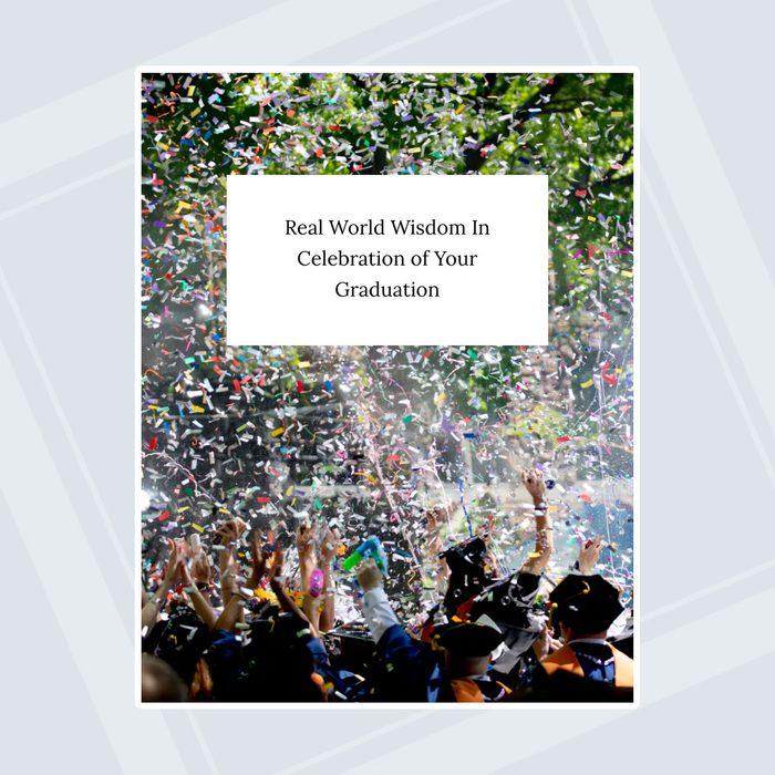 college graduation gifts College Graduation Advice