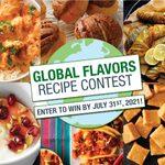 Global Flavors Recipe Contest