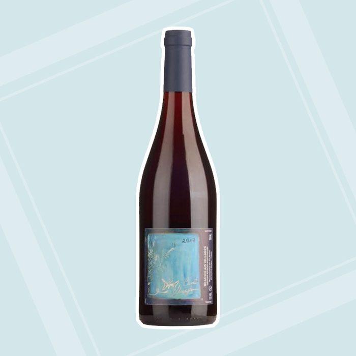 bridal shower wine Guy Breton Beaujolais Villages Cuvee Marylou 2019