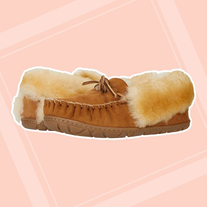 high school graduation gifts L L Bean Wicked Good Moccasins Brown