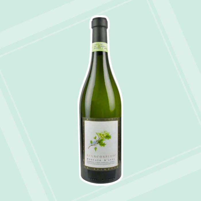 bridal shower wine La Spinetta Moscato Biancospino