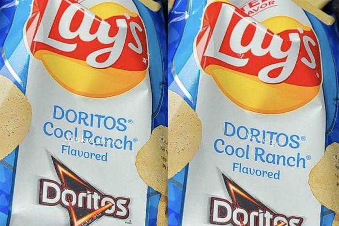 Lays Cool Ranch Doritos