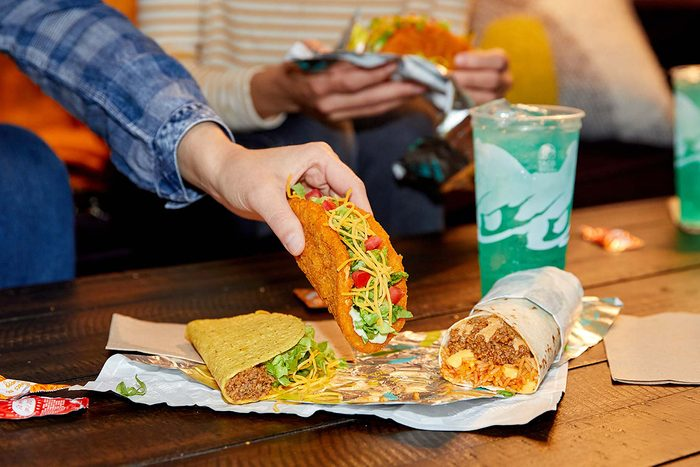 Taco Bell Naked Chicken Chalupa Is Back
