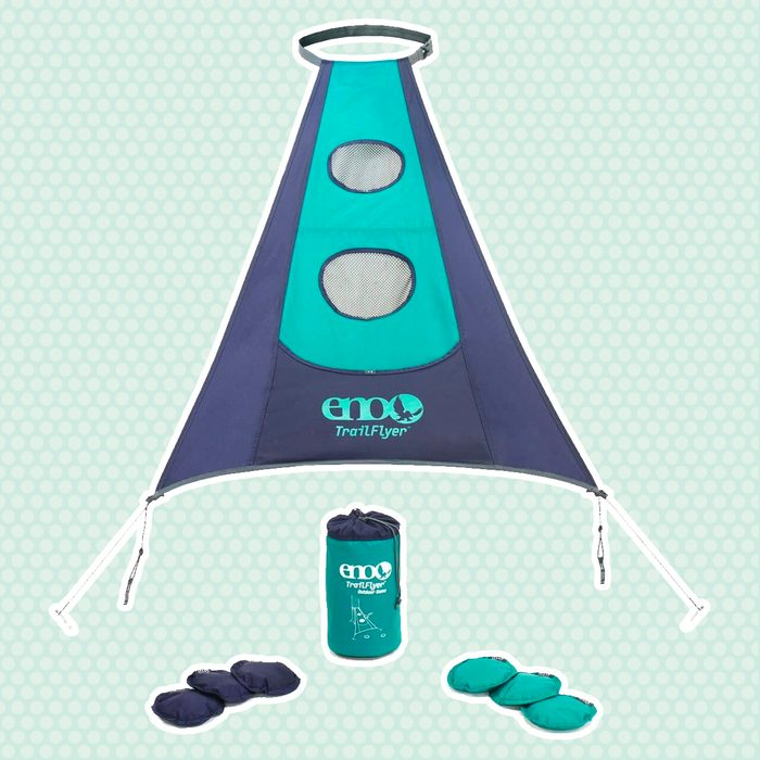 outdoor games Eno Outfitters Trailflyer Outdoor Seafoam