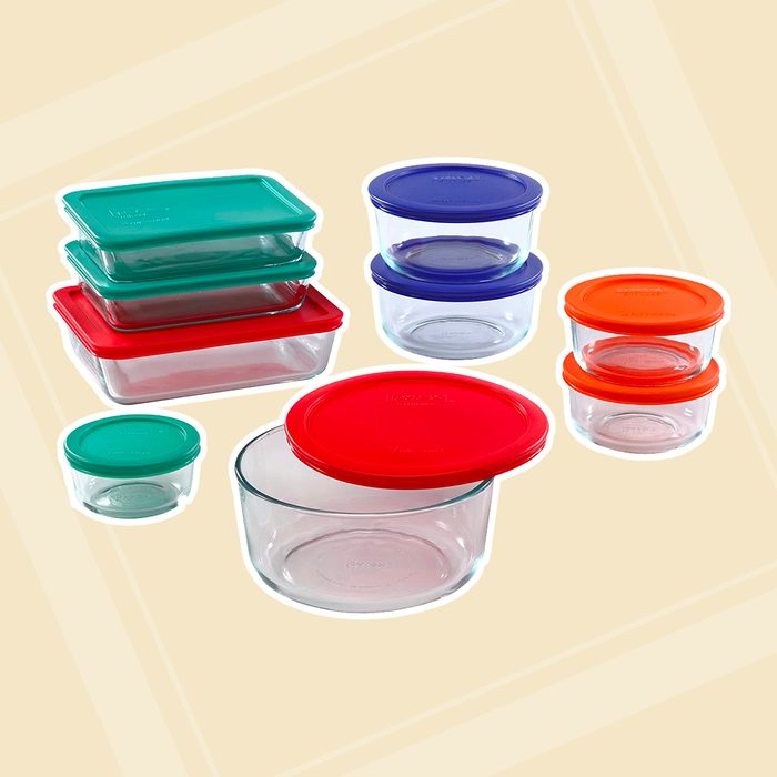 kitchen items for wedding registry Glass Food Storage Containers