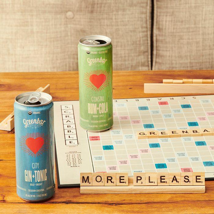 Greenbar Canned Alcoholic Drinks