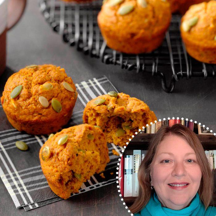 Maple Chai Pumpkin Muffins Debra Keil ready set bake contest