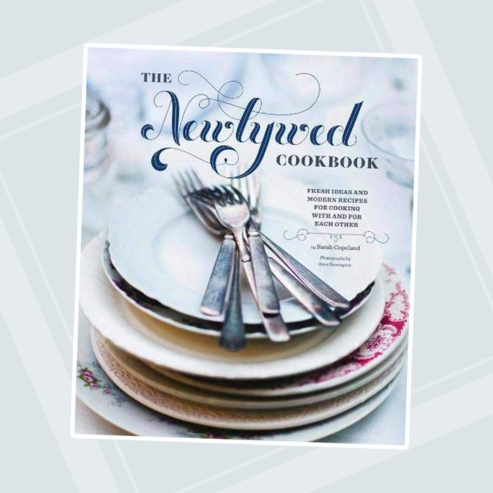 bridal shower gifts Newlywed Cookbook Modern Recipes Cooking