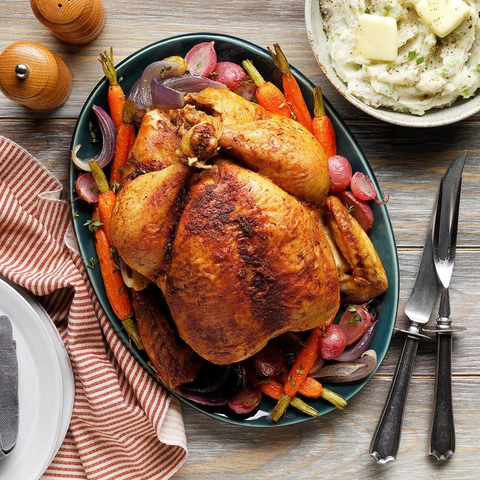 Rotisserie-Style Chicken