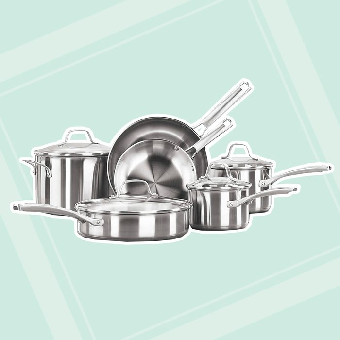 kitchen items for wedding registry Stainless Steel Pots And Pans
