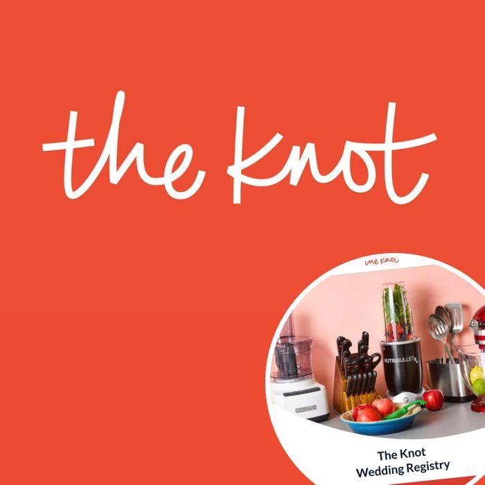 The Knot Wedding Registry