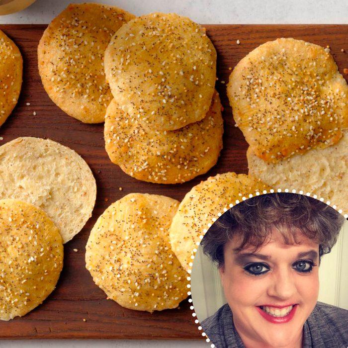 Triple Mustard And Gruyere Bread Veronica Fay ready set bake contest