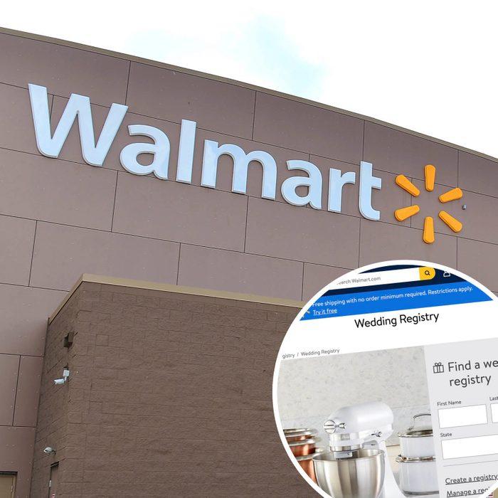 Walmart Wedding Registry