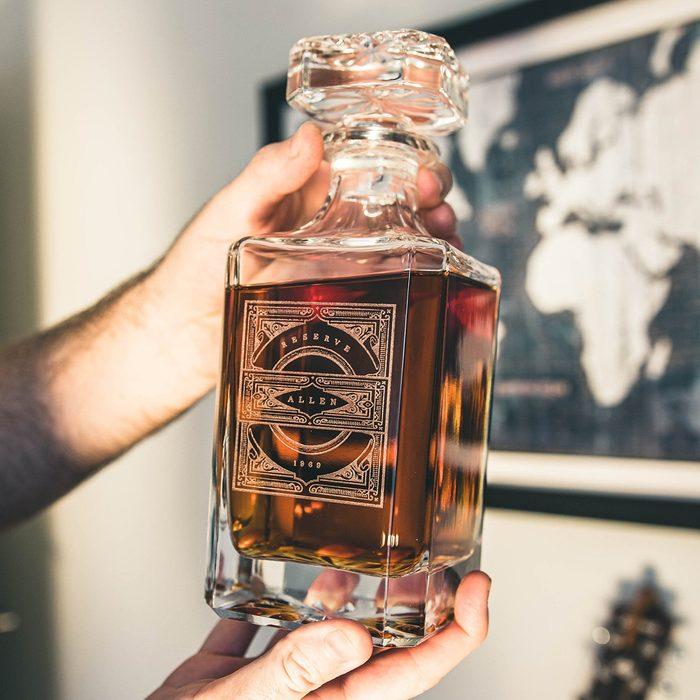 groomsmen gifts Boyfriend Gift Personalized Whiskey
